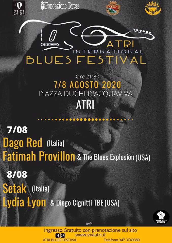 Atri International Blues Festival - 2020